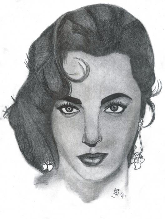 Elizabeth Taylor by bobbydar01@gmail.com